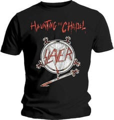 Slayer Haunting The Chapel T-Shirt Black