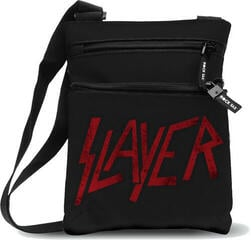 Slayer Logo Record Crossbody