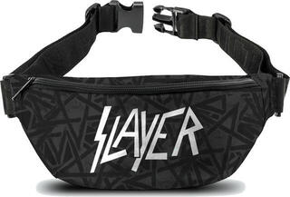 Slayer Logo Silver Waist Bag