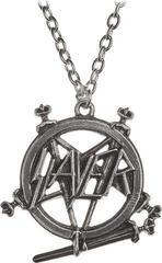 Slayer Pentagram Logo Pendant