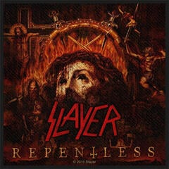 Slayer Repentless Sew-On Patch