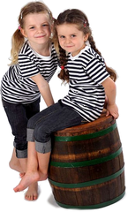 Sailor Kid's Breton T-shirt