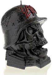 Slayer Wehrmacht Black Metallic Candle