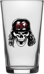 Slayer Wehrmacht Beer Glass