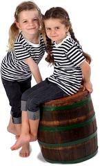 Sailor Kid's Breton T-shirt