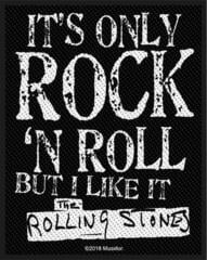 The Rolling Stones It's Only Rock 'N' Roll (Packaged) Sew-On Patch