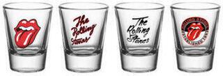 The Rolling Stones Mix Shot Glasses