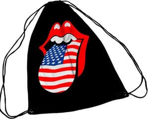 The Rolling Stones USA Tongue String Bag
