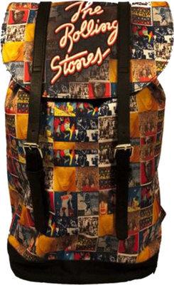 The Rolling Stones Vintage Album Heritage Bag