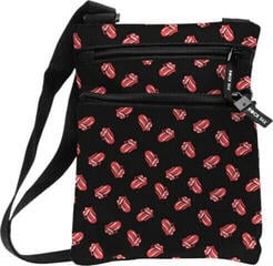 The Rolling Stones Classic Allover Tongue Crossbody