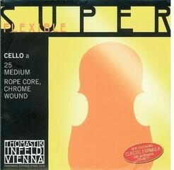 Thomastik 25 Superflexible Cello A