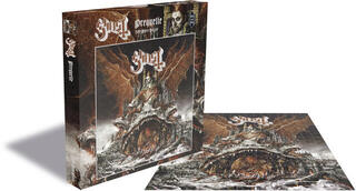 Ghost Prequelle (500 Piece Jigsaw Puzzle)
