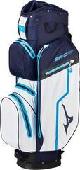 Mizuno BR-DRI Waterproof Cart Bag Navy/White 2020