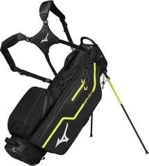Mizuno BR-DRI Waterproof Stand Bag Black/Lime 2020