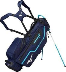 Mizuno BR-DRI Waterproof Stand Bag Navy 2020