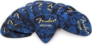 Fender 351 Shape Blue Moto Medium 12 Pack