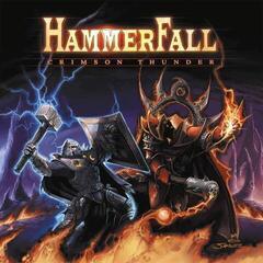 Hammerfall Crimson Thunder LTD (Vinyl LP)