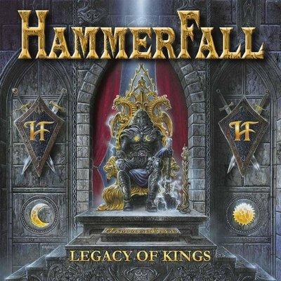 Hammerfall Legacy Of Kings LTD (Vinyl LP)