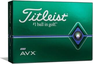 Titleist AVX Golf Balls White 2020