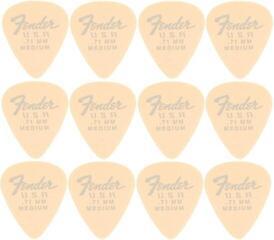 Fender 351 Dura-Tone .71 Olympic White 12 Pack