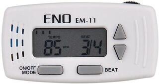 ENO Music EM11 Mini Digital LCD Guitar Bass Clip-on Metronome
