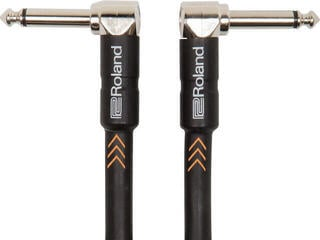 Roland RIC Instrument Cable Black/Straight - Angled
