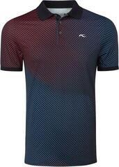 Kjus Spot Printed Mens Polo Shirt 2020 Salute