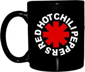 Red Hot Chili Peppers Asterisks Logo Mug