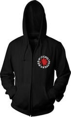 Red Hot Chili Peppers BSSM Hooded Sweatshirt with Zip Black