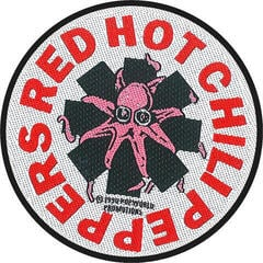 Red Hot Chili Peppers Octopus Sew-On Patch