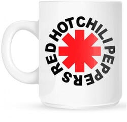 Red Hot Chili Peppers Original Logo Asterisk Mug