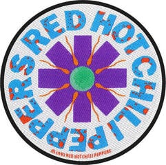 Red Hot Chili Peppers Sperm Sew-On Patch