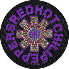 Red Hot Chili Peppers Totem Sew-On Patch