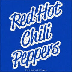 Red Hot Chili Peppers Track Top Sew-On Patch
