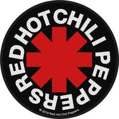 Red Hot Chili Peppers Asterisk Sew-On Patch