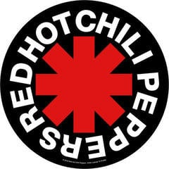 Red Hot Chili Peppers Asterisk Backpatch