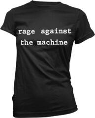 Rage Against The Machine Molotov Womens T-Shirt Black