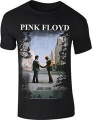 Pink Floyd Burning Man Zenei póló