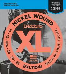 D'Addario EXL 110 W