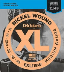 D'Addario EXL 115 W