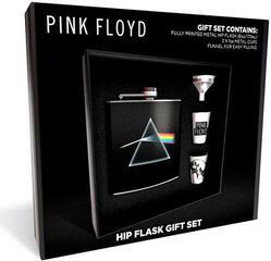 Pink Floyd Dsom Hip Flask Set