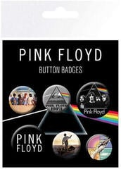 Pink Floyd Mix Badge Pack