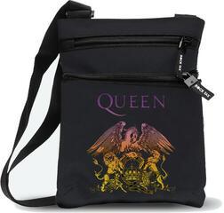Queen Bohemian Crest Cross Body Bag