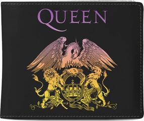 Queen Bohemian Crest Wallet
