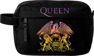 Queen Bohemian Cosmetic Bag