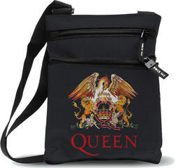 Queen Classic Crest Cross Body Bag