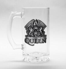 Queen Crest Stein Mug