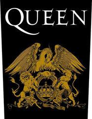 Queen Crest Backpatch