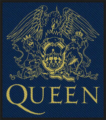 Queen Crest (Packaged) Sew-On Patch