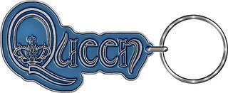 Queen Logo Keyring